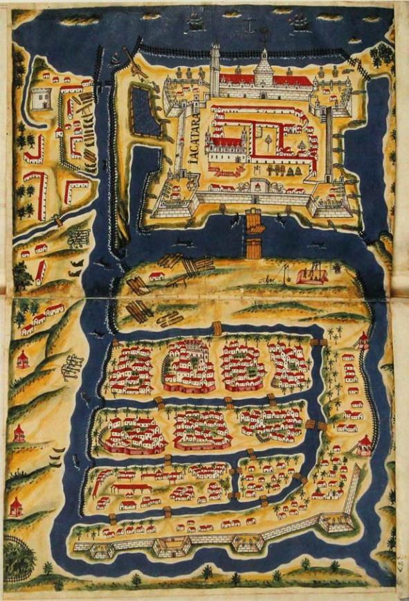 Jakarta pada tahun 1646